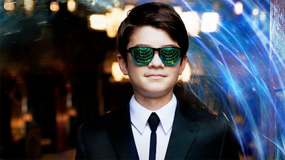 Artemis Fowl is an incomprehensible spectacle that eventually starts to eat itself