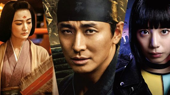 The best Asian historical and fantasy series to binge watch