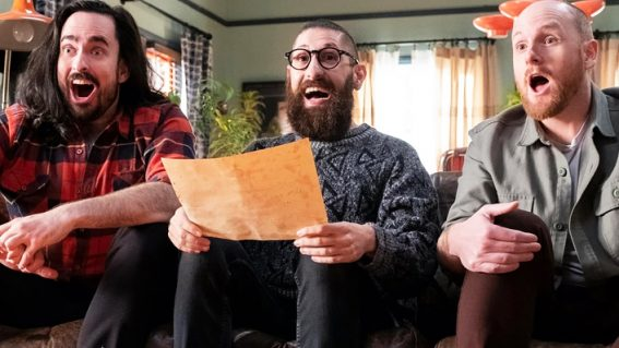 The twisted genius of Aunty Donna's Big Ol' House of Fun