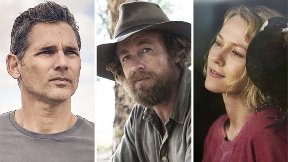 For the first time ever, Australian movies take the top three spots at the national box office!