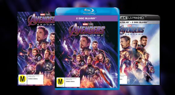 Avengers: Endgame coming to Blu-ray, DVD & 4K Ultra HD August 14