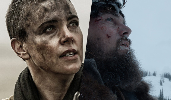 'The Revenant' & 'Mad Max: Fury Road' Lead Oscar Noms (Full List)