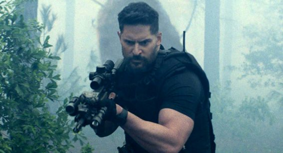 Joe Manganiello on Rampage and being a nerd in a giant's body