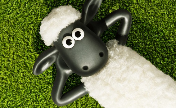 Aardman Spoofs Oscar Titles With New 'Shaun the Sheep' Posters