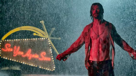 Is Bad Times at the El Royale the strangest Hollywood movie of the year?
