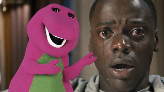 Well, okay then: Mattel is putting together a Barney movie with Daniel Kaluuya
