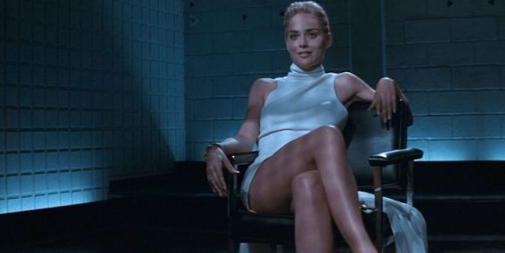 A razor-sharp restoration of Basic Instinct is coming soon to Australian cinemas