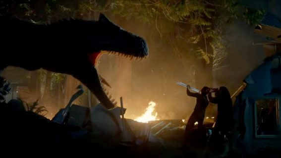 Watch the new Jurassic World short film that came out of nowhere