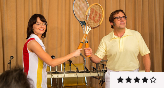 Review: 'Battle of the Sexes' Benefits From Winning Lead Performances