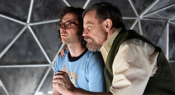 """""""It just poured out of us."""" Star & Writer Kyle Mooney on 'Brigsby Bear'"""