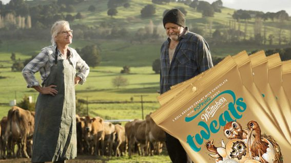 Win 1 of 5 double passes to Bellbird + bags of Whittakers Tweats
