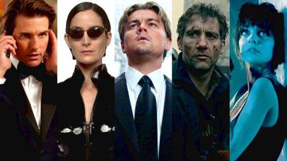 Top 20 best action films on Netflix and Stan