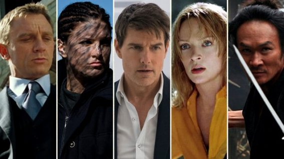 The best action movies so far this century