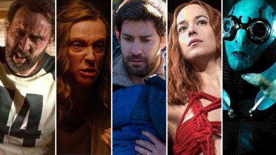 The best horror films released in Australia in 2018