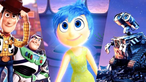 All Pixar movies, ranked from worst to best