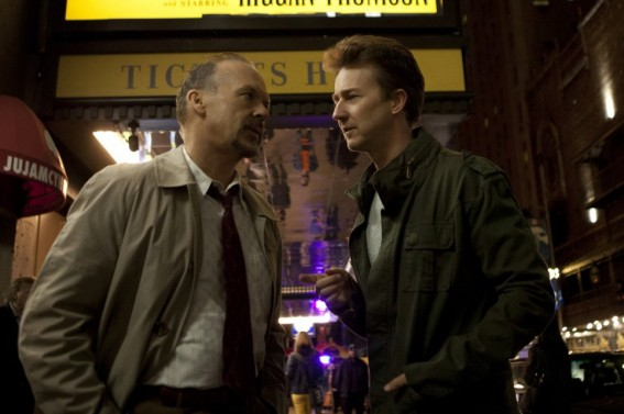 Watch: 'Birdman' Continuity Errors, Or (The Unexpected Virtue of Goofs)