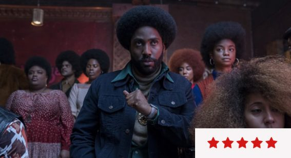 BlacKkKlansman review: a truly scathing critique