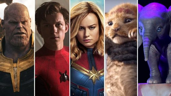 The 10 biggest blockbusters arriving in 2019