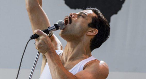 Rami Malek's performance as Freddie Mercury lifts Bohemian Rhapsody