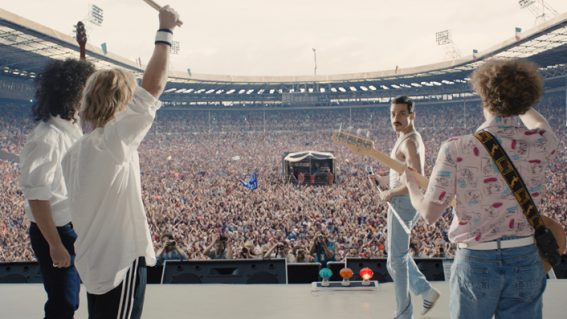 Mt Smart to become a drive-in theatre for an epic Bohemian Rhapsody screening