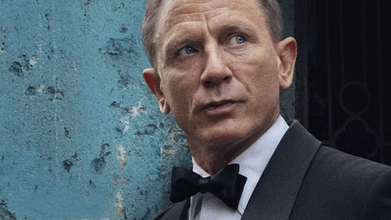 Daniel Craig says No Time To Die is his last Bond movie