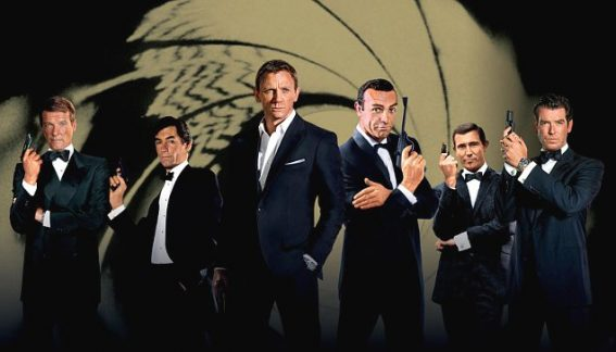 Stan will drop 25 James Bond movies in 4K on Boxing Day