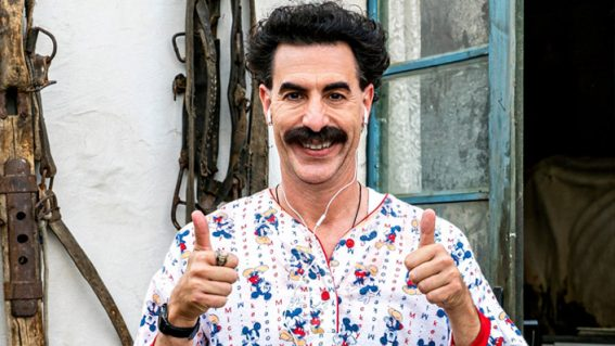 Borat Subsequent Moviefilm is an entertaining but less in-your-face sequel