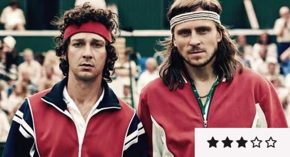 Review: 'Borg vs. McEnroe' is Not Unlike the Tennis Equivalent of 'Rush'