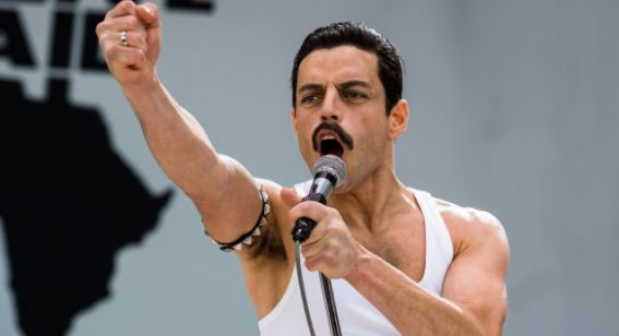 Weekend box office: Bohemian Rhapsody remains champion of the box office