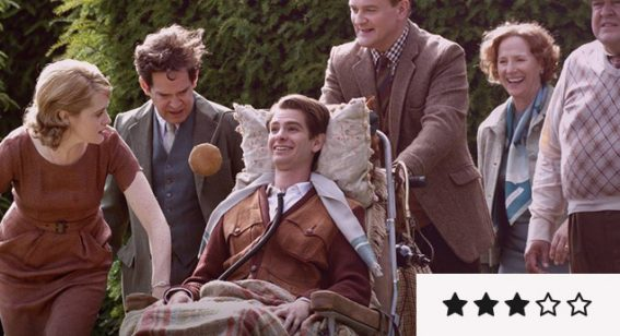 Review: Banish Your Inner Cynic & 'Breathe' Will Reward You