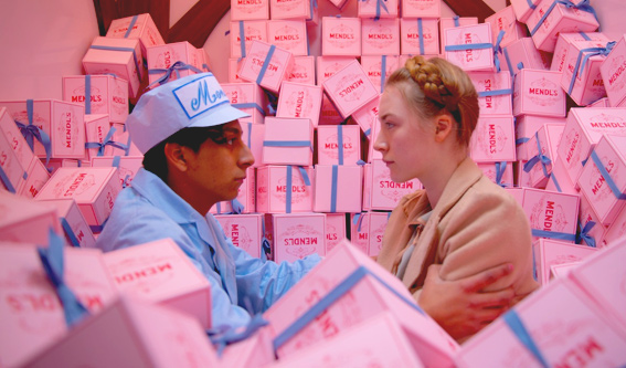 Grand Budapest Hotel Leads BAFTA Nominations