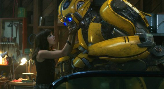 Bumblebee sobers the series up after a decade-long bender