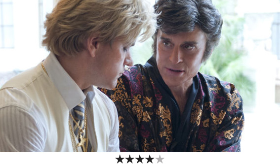 Review: Behind the Candelabra