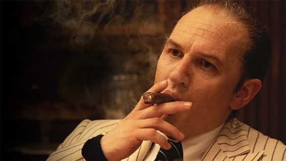 Capone is a disgustingly audacious biopic with a wild performance from Tom Hardy