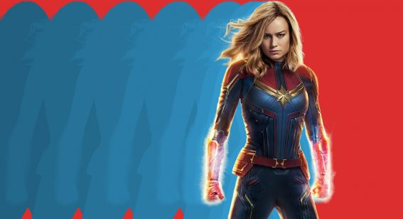 Seen Captain Marvel? Good. Let's talk spoilers