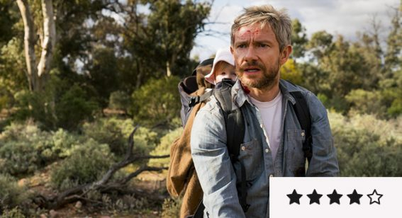 Cargo review: a poignant Australian zombie movie