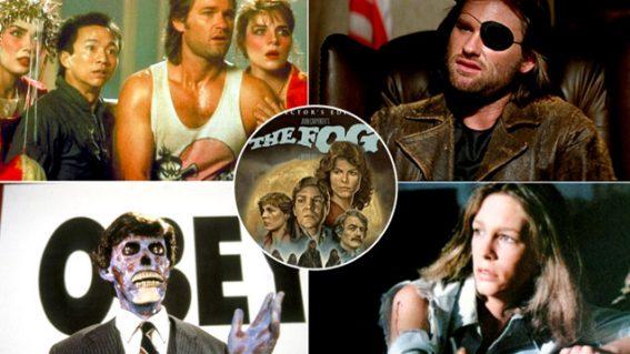 All of horror maestro John Carpenter's film scores, ranked from best to worst