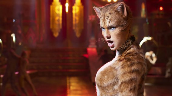 The weirdest thing about Cats isn't the costume design or special effects