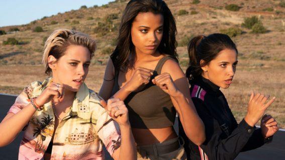 Kristen Stewart is the best thing about the enjoyable Charlie's Angels