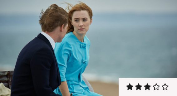 On Chesil Beach is a handsome film that suffers from bad timing