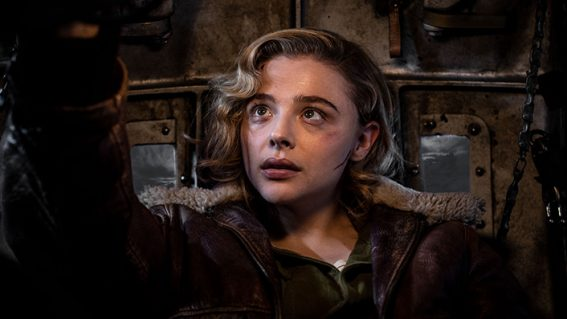 Chloë Grace Moretz on conquering a fear and Shadow in the Cloud