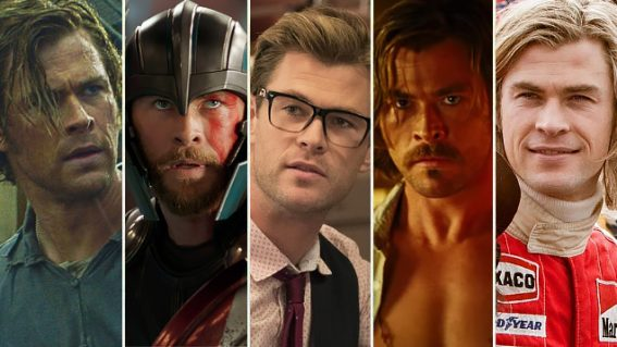 Chris Hemsworth's best roles, from Ragnarok to the El Royale