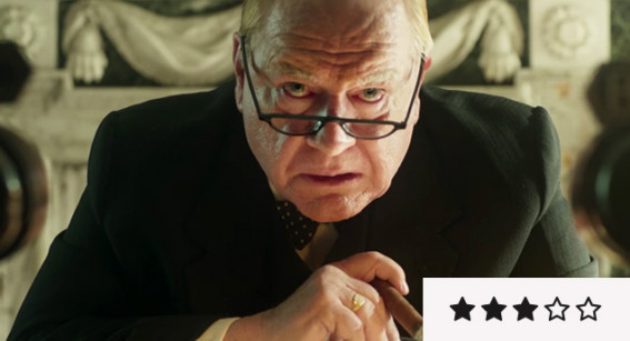 Review: Brian Cox Gives Good Churchill in 'Churchill'