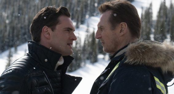 Cold Pursuit always entertains… but it doesn't amount to much