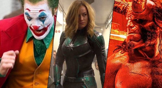 The 10 best-looking comic book films in 2019