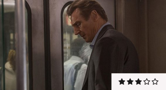 The Commuter review: hits the sweet spot where art meets trash