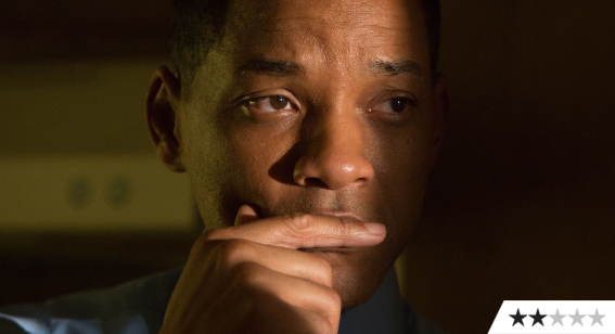 Review: 'Concussion' is Oscar Bait, But Not Oscar Standard