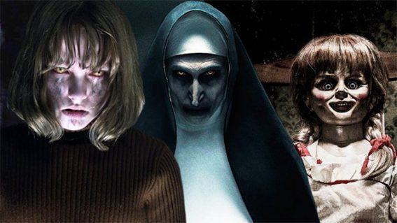 We delve deep into The Conjuring Universe