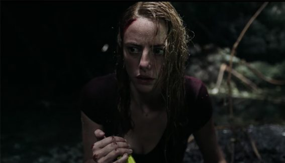 Win a double pass to see Crawl