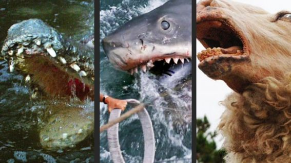 When animals attack: the best and worst killer creature films